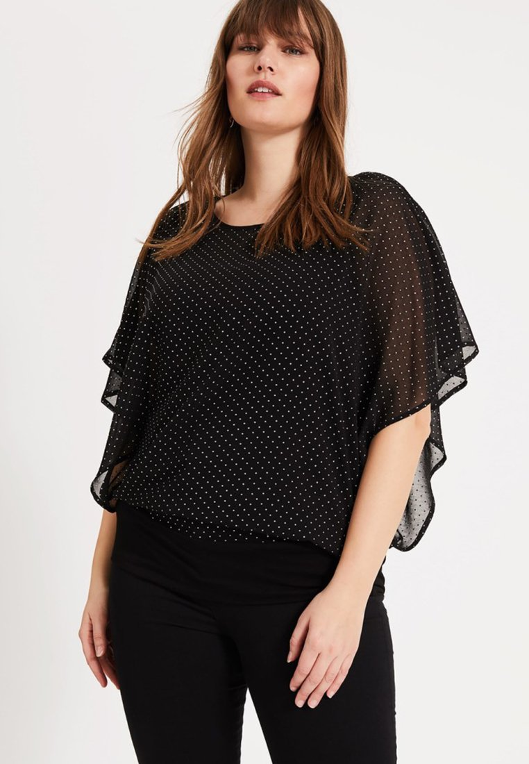 Studio 8 - Blouse - black