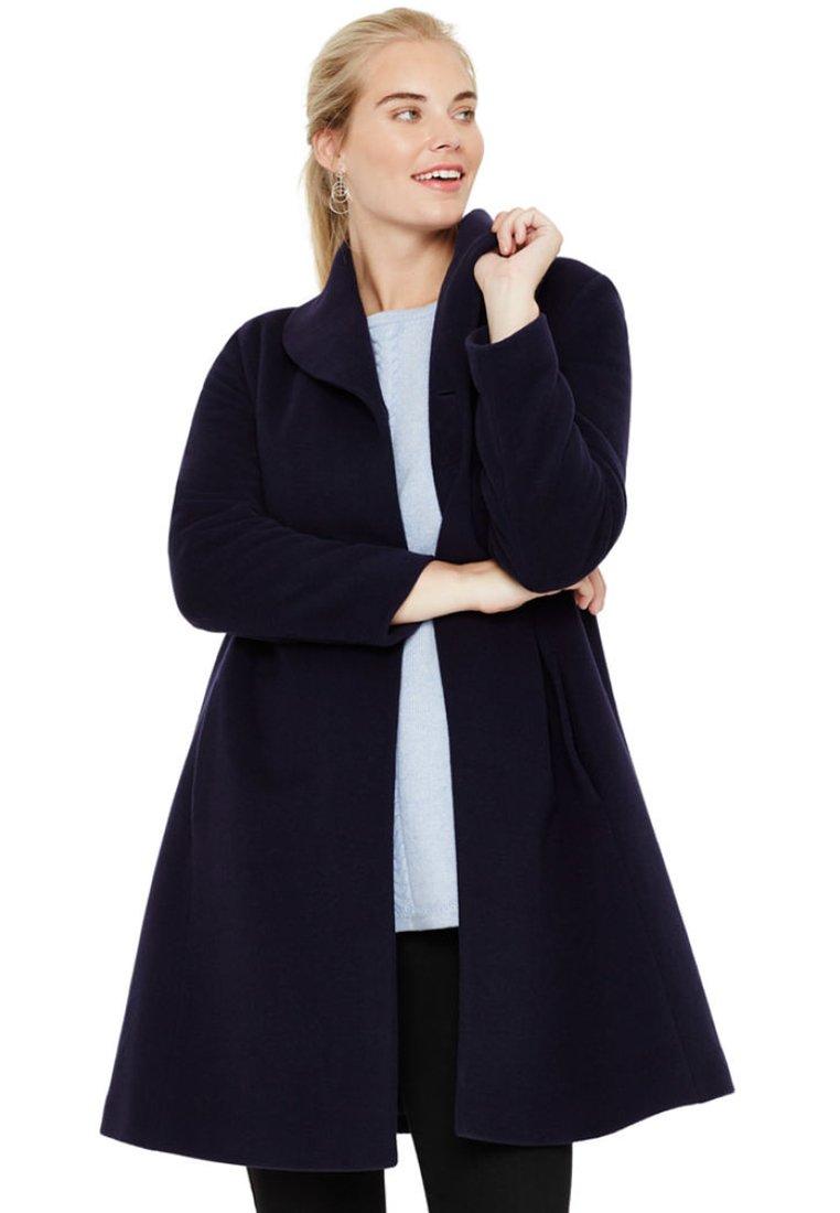Studio 8 - Classic coat - navy