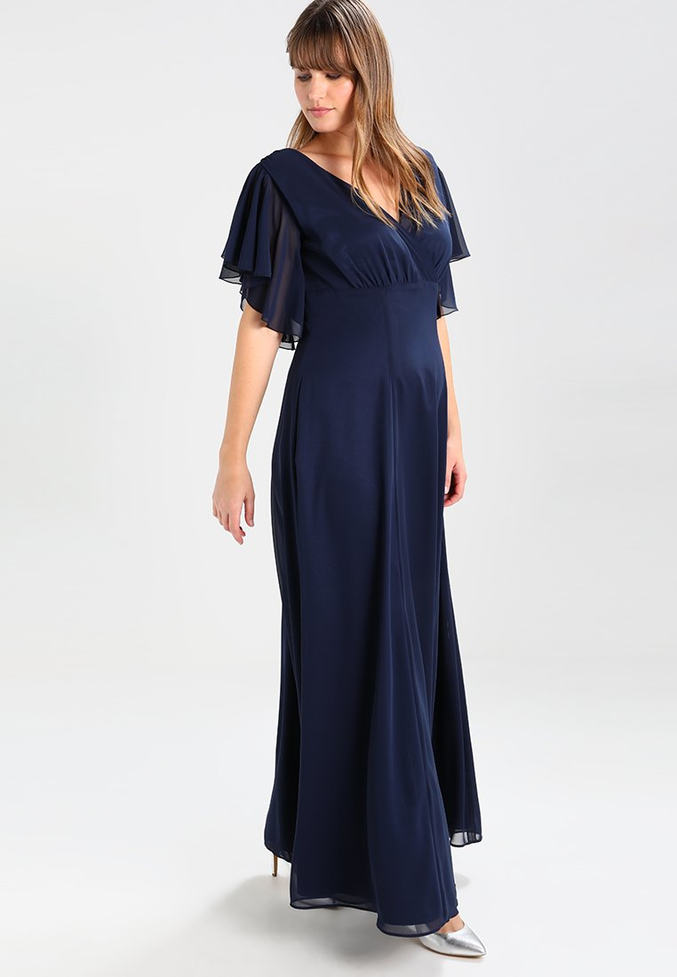Swing Curve - LONG A-LINE - Occasion wear - ink