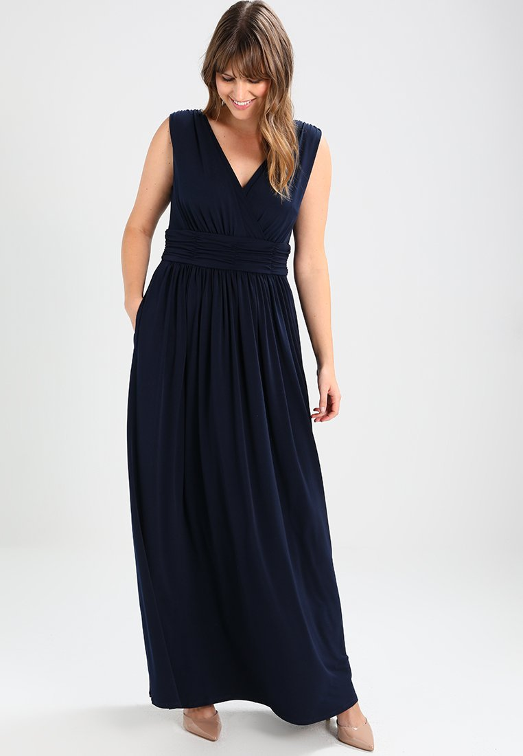 Swing Curve - Maxi dress - marine