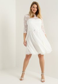 Swing Curve - Robe de cocktail - ivory - 1