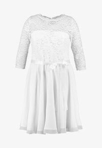 Swing Curve - Robe de cocktail - ivory - 5