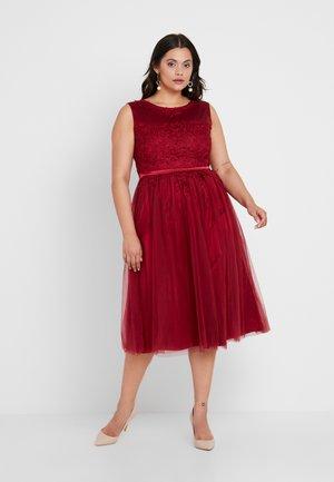 DRESS - Robe de soirée - rot