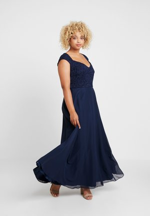 COCKTAIL DRESS - Occasion wear - marine