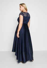 Swing Curve - EXCLUSIVE DRESS - Festklänning - marine - 2