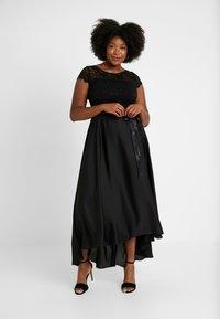 Swing Curve - EXCLUSIVE DRESS - Robe de cocktail - schwarz - 0