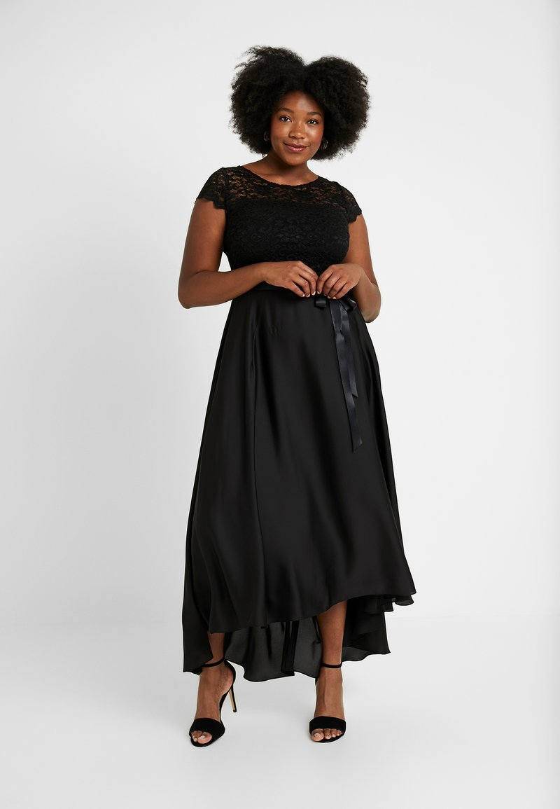 Swing Curve - EXCLUSIVE DRESS - Robe de cocktail - schwarz