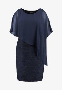 Swing Curve - Koktejlové šaty/ šaty na párty - blau - 4