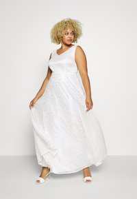 Swing Curve - BRIDAL DRESS - Vestido de fiesta - cremeweiss - 1