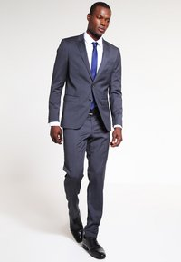 Seidensticker - MODERN KENT X SLIM - Formal shirt - weiss - 1