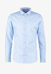 Seidensticker - MODERN KENT X SLIM - Camicia elegante - hellblau - 4