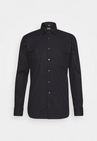 Seidensticker - MODERN KENT X SLIM - Camicia elegante - black - 0