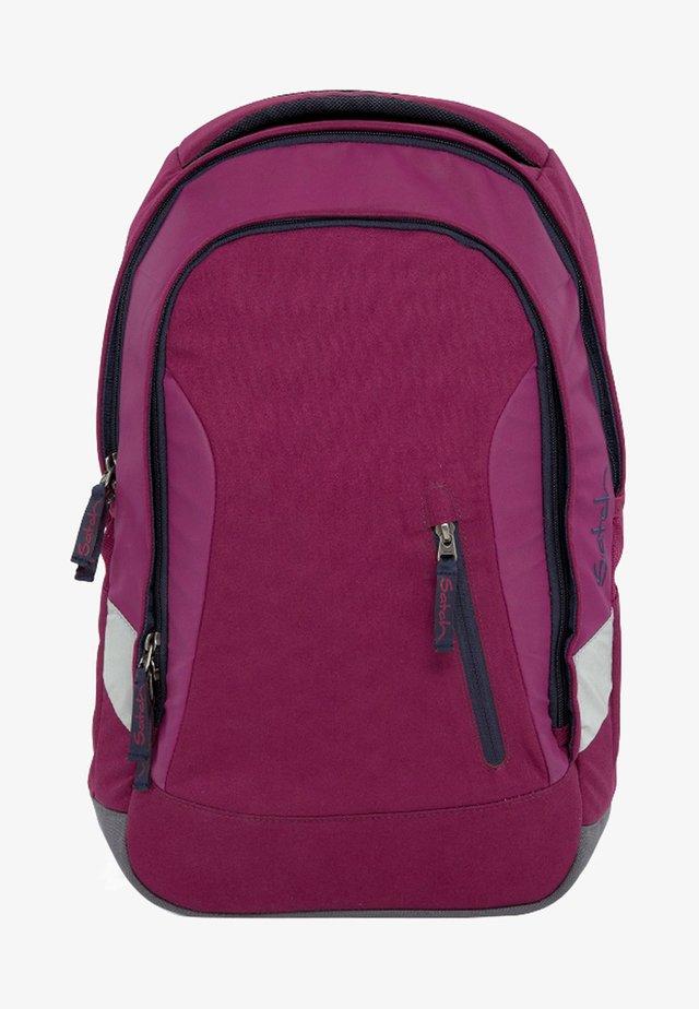 School bag - pure purple