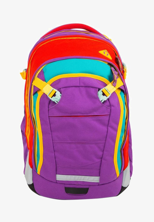 MATCH  - Schooltas - purple