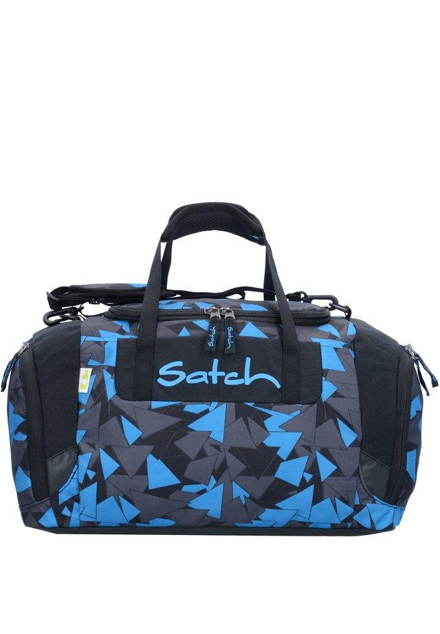 Sports bag - dreiecke blau blue triangle