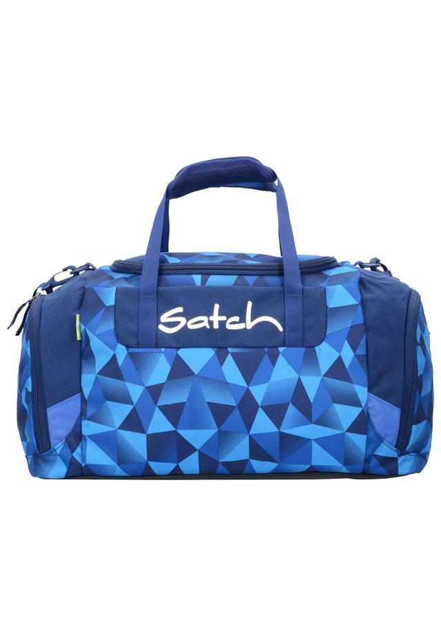 Sports bag - blau blue crush