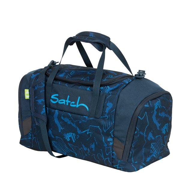 Sports bag - blue compass [9x2]