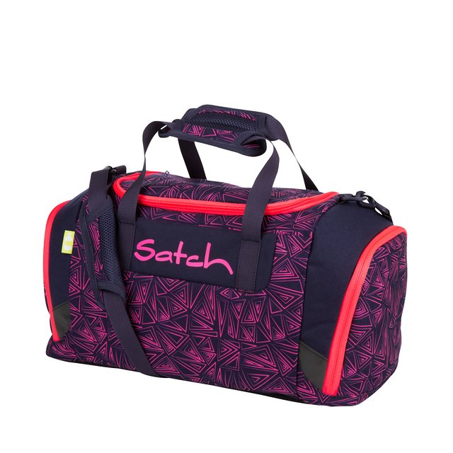 Sports bag - pink bermuda [9k8]