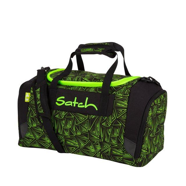 Sports bag - green bermuda [9k9]