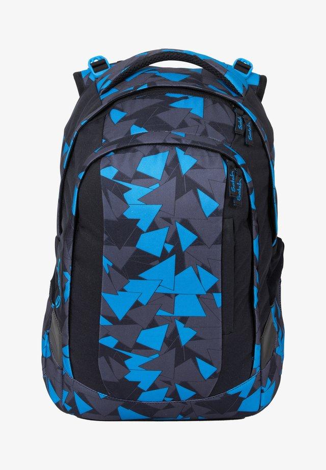 SLEEK SCHULRUCKSACK 45 CM - Rucksack - black/blue
