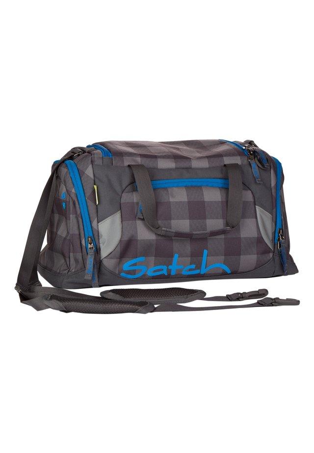 Sports bag - checkplaid