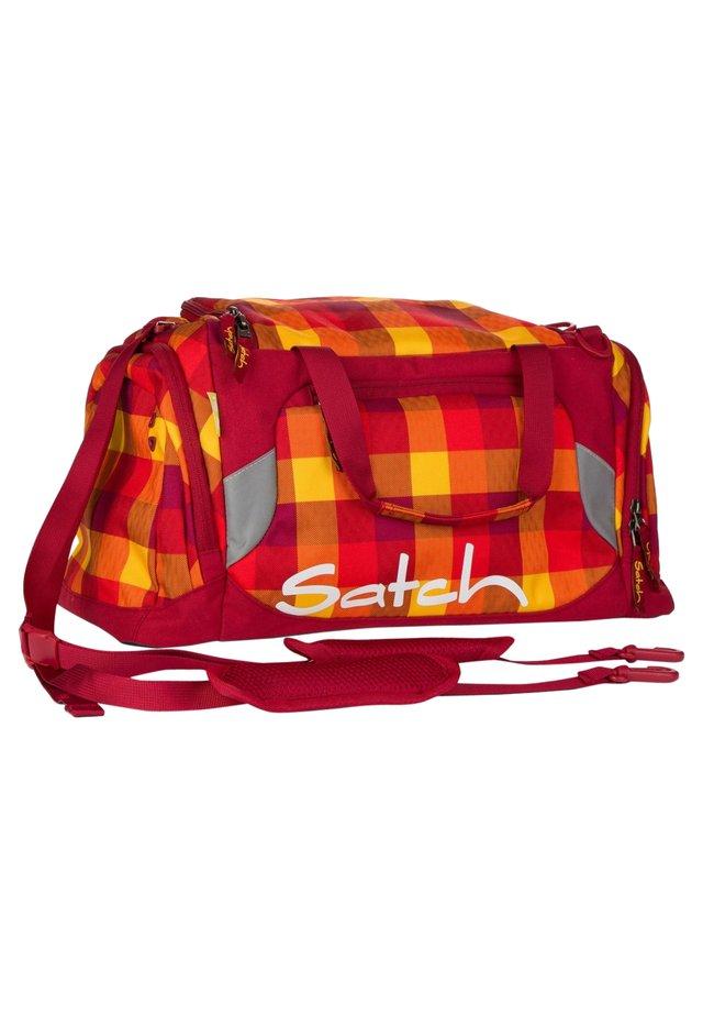 Sports bag - firecracker