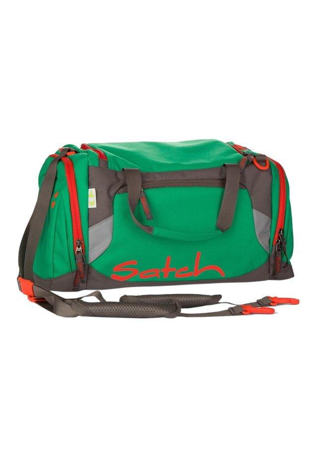 Sports bag - green steel