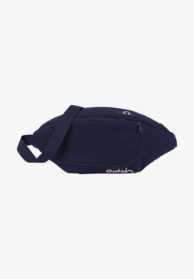 CROSS - Bum bag - dark blue rose