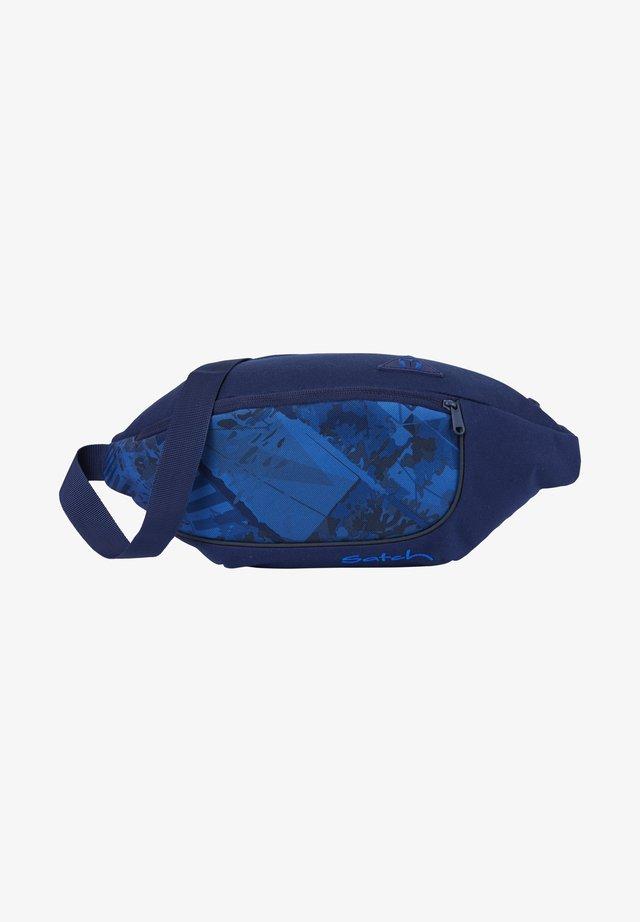 CROSS - Bum bag - blue grey