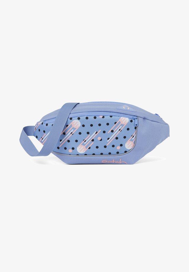 CROSS - Bum bag - light blue rose