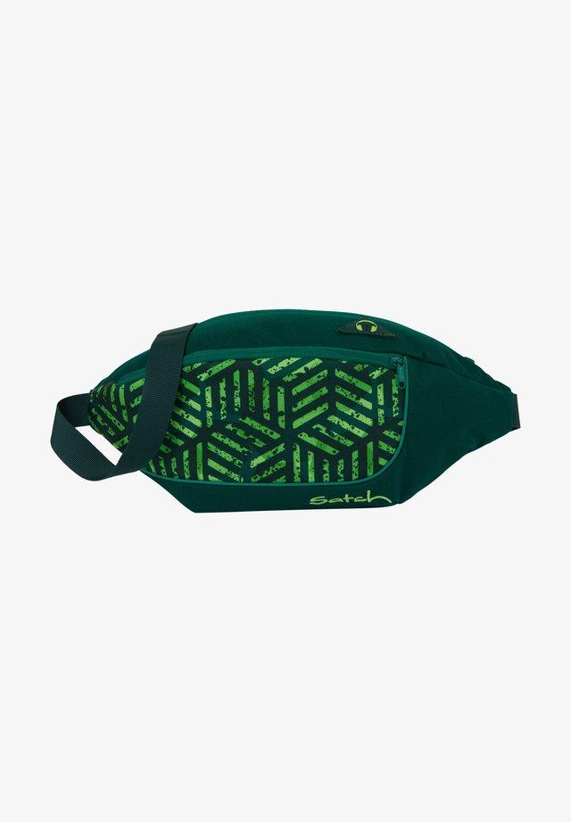 CROSS - Bum bag - green black
