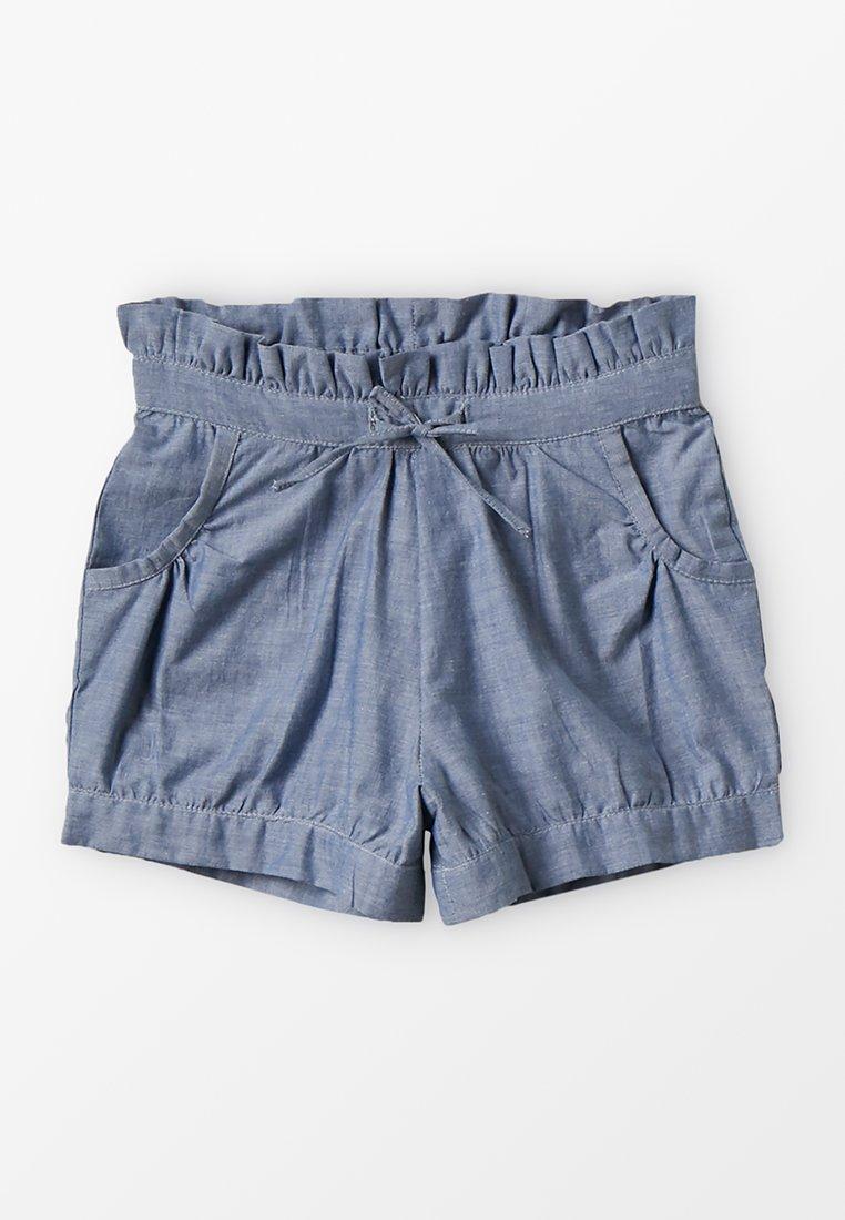 Sense Organics - ZGREEN OLIVIA - Shorts vaqueros - blue