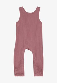 Sense Organics - SILVA ROMPER SLEEVELESS BABY - Jumpsuit - old rose - 2