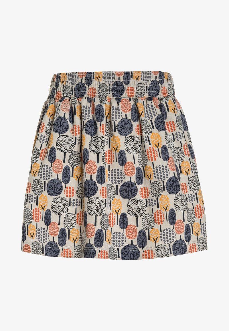 Sense Organics - KIDSMALIA SKIRT - Mini skirt - multicolor