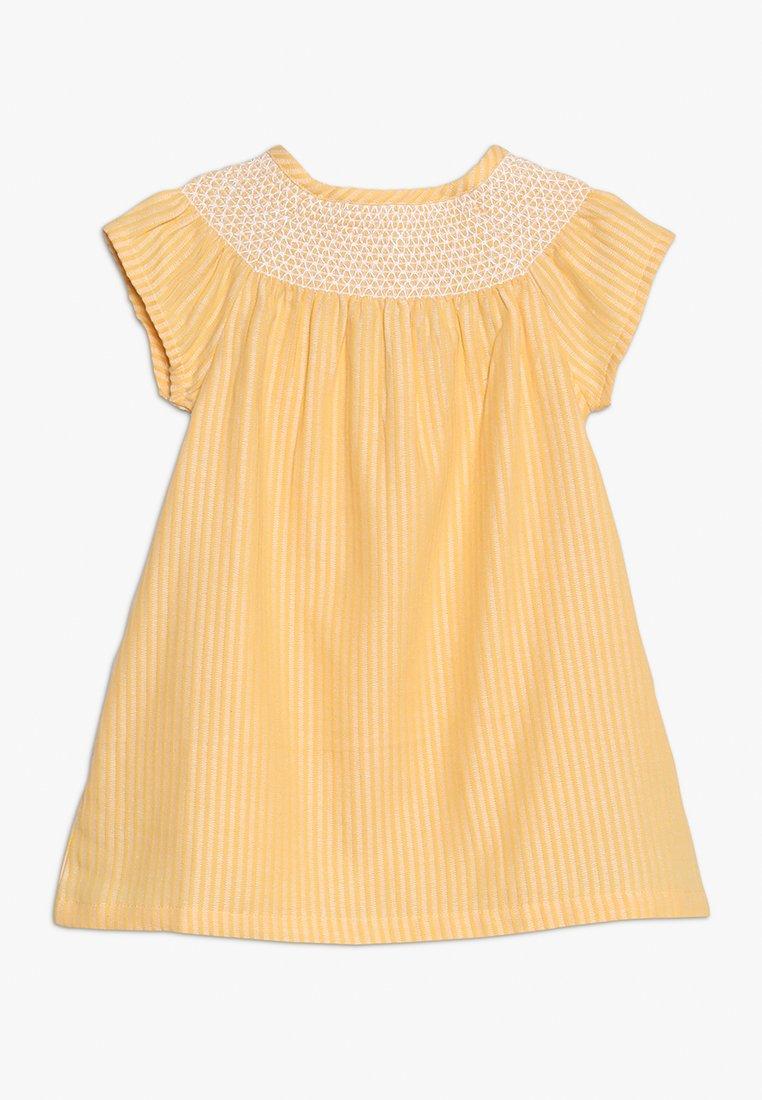 Sense Organics - CARLA BABY DRESS - Korte jurk - yellow