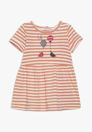 AMEA BABY DRESS - Robe en jersey - coral