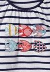 Sense Organics - GADA  - T-shirt print - navy