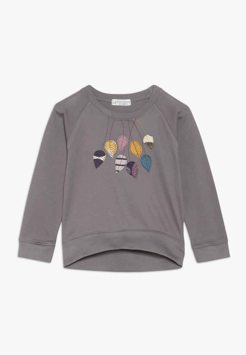 Sense Organics - DENA RAGLAN - Camiseta de manga larga - dark grey