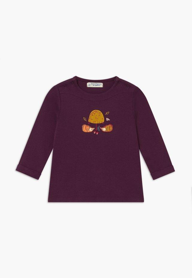 LEJA BABY - Maglietta a manica lunga - purple