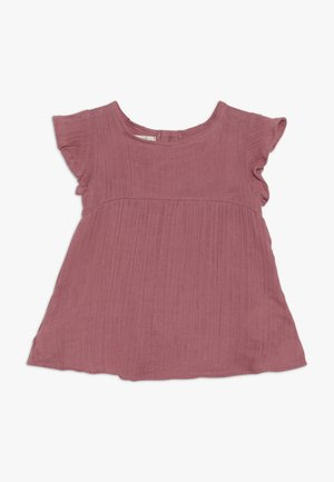 NYSSA BABY TUNIC - Tunica - old rose