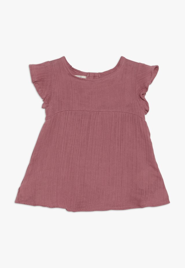 NYSSA BABY TUNIC - Tunika - old rose