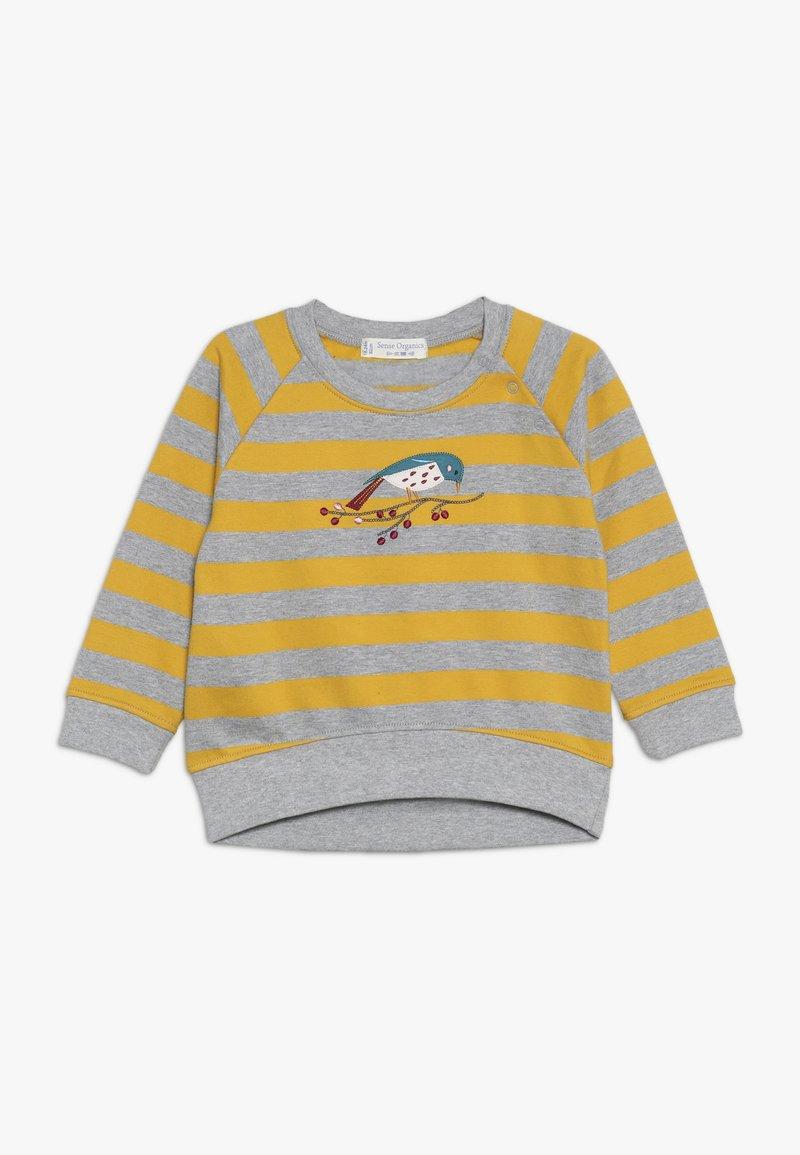 Sense Organics - LEOTIE BABY - Sweater - yellow/gres