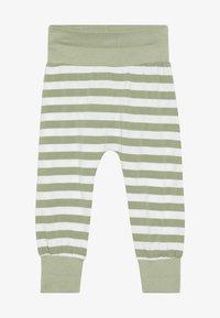 Sense Organics - JORS BABY PANT - Spodnie treningowe - olive - 2