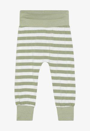 JORS BABY PANT - Teplákové kalhoty - olive