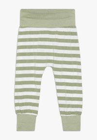 Sense Organics - JORS BABY PANT - Spodnie treningowe - olive - 0