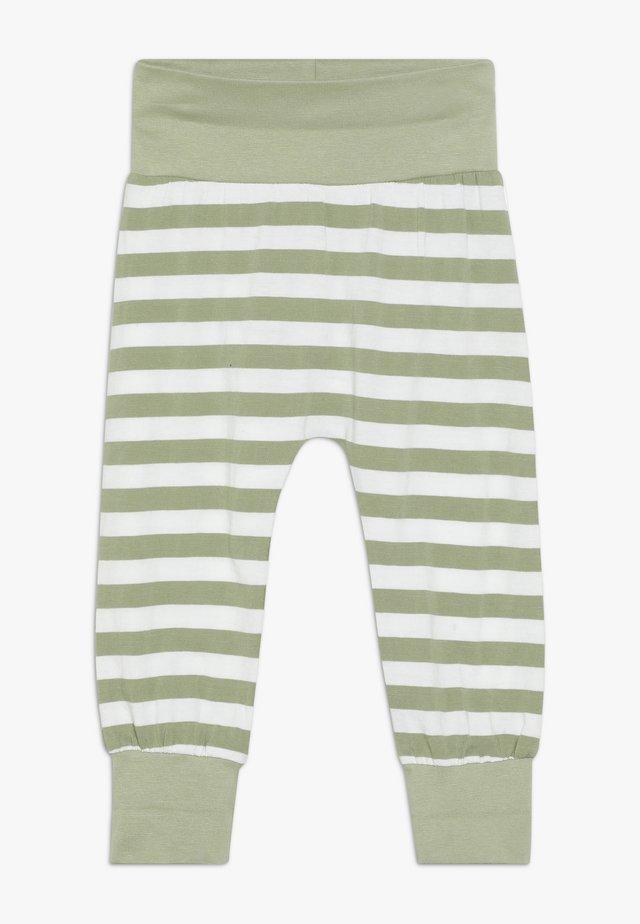JORS BABY PANT - Trainingsbroek - olive