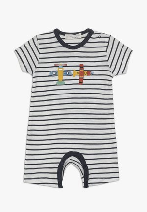 YOEKY ROMPER BABY - Babygrow - nautical navy