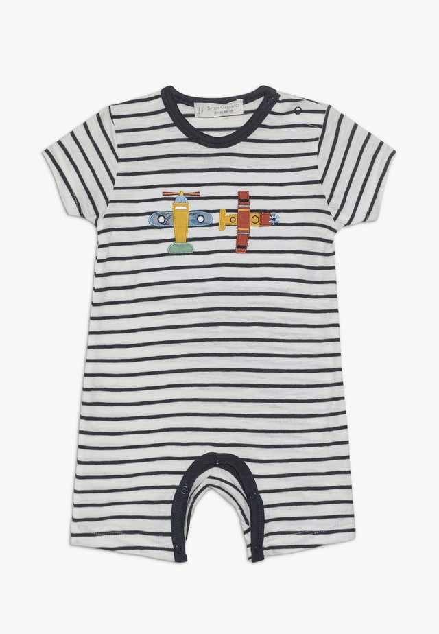 YOEKY ROMPER BABY - Kruippakje - nautical navy