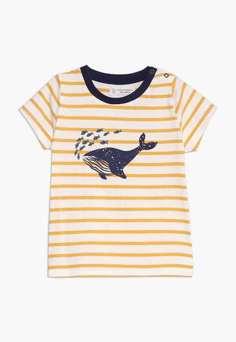 Sense Organics - IBON  - Camiseta estampada - yellow