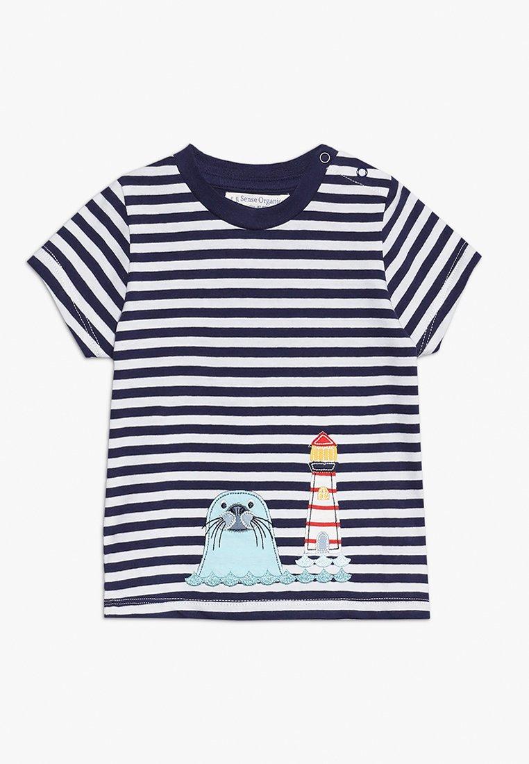 Sense Organics - IBON BABY - T-Shirt print - navy